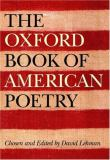 The Oxford Book of American Poetry 9780195162516