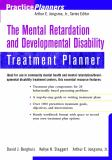 The Mental Retardation and Developmental Disability Treatment Planner