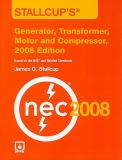 Stallcup's® Generator, Transformer, Motor and Compressor, 2008 Edition 9780763752552