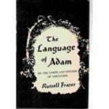 The Language of Adam 9780231042567