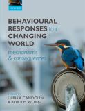 Behavioural Responses to a Changing World 1st Edition