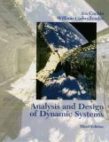 Analysis and Design of Dynamic Systems 3rd Edition