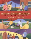 Human Communication 11th Edition