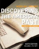 Discovering the American Past to 1877 9780618522590
