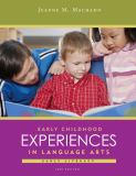 Early Childhood Experiences in Language Arts 9781111832612
