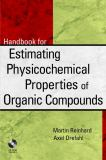 Toolkit for Estimating Physiochemical Properties of Organic Compounds 9780471172635