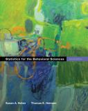 Statistics for the Behavioral Sciences 2nd Edition