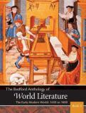 The Bedford Anthology of World Literature 9780312402662