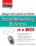 Design and Launch an Online Social Networking Business in a Week 9781599182681