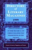 Directory of Literary Magazines, 1999 9781559212694