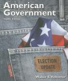 American Government, Election Update 9780205672714