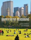 Quantitative Reasoning Tools for Today's Informed Citizen 2nd Edition