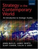 Strategy in the Contemporary World 9780198782735