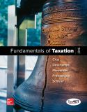 Fundamentals of Taxation 2016 9th Edition