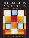 Research in Psychology 6th Edition