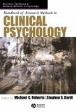 Handbook of Research Methods in Clinical Psychology 9781405132794