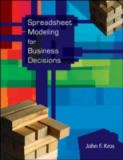 Spreadsheet Modeling for Business Decisions w/St CD, @RISK and Crystal Ball Access Cards 9780077212797