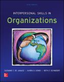 Interpersonal Skills in Organizations 5th Edition