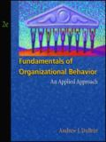 Fundamentals of Organizational Behavior 9780324022810