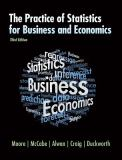 The Practice of Statistics for Business and Economics 3rd Edition