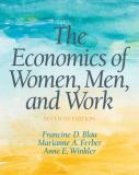 The Economics of Women, Men, and Work 7th Edition