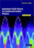 Quantum Field Theory in Condensed Matter Physics 9780521822848