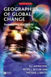 Geographies of Global Change 2nd Edition