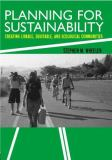 Planning for Sustainability 9780415322867