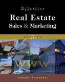 Effective Real Estate Sales and Marketing 3rd Edition