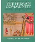 A History of the Human Community 9780132662895