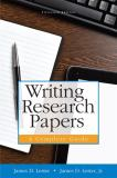 Writing Research Papers 9780321952950