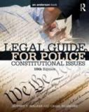 Legal Guide for Police 10th Edition