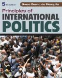 Principles of International Politics 5th Edition