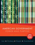 American Government 11th Edition