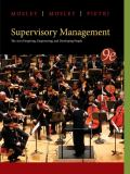 Supervisory Management 9th Edition