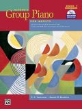 Alfred's Group Piano for Adults Student Book 2nd Edition