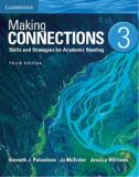 Making Connections Level 3 Student's Book 3rd Edition