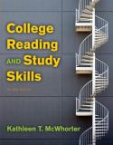 College Reading and Study Skills 12th Edition