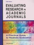 Evaluating Research in Academic Journals 5th Edition