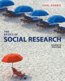 The Basics of Social Research 7th Edition
