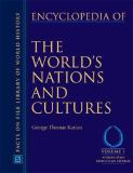 Encyclopedia of the World's Nations and Cultures 9780816063079