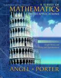 A Survey of Mathematics with Applications 9780201703085