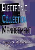 Electronic Collection Management 9780789013095