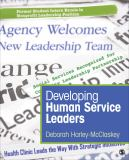 Developing Human Service Leaders