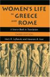 Women's Life in Greece and Rome 3rd Edition