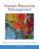 Human Resource Management 14th Edition