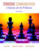 Strategic Communication in Business and the Professions 7th Edition