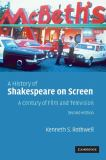 A History of Shakespeare on Screen 9780521543118