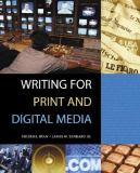 Writing for Print and Digital Media with Online Learning Center and PowerWeb 9780073053134