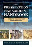 Preservation Management Handbook 9780759123151